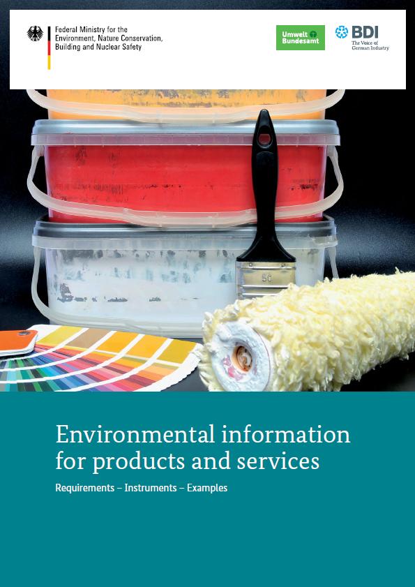 environmental information BMUB