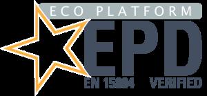 Das EPD-Logo der ECO Platform