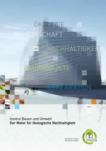 IBU-Broschüre