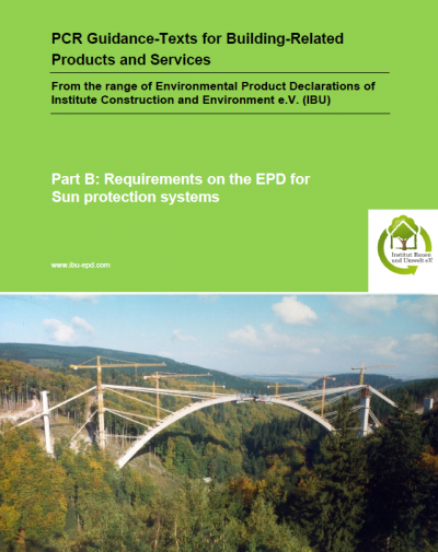 PCR sun protection systems