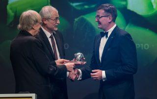 Verleihung Nachhaltigkeitspreis Sonderpreis Ressourceneffizienz 2017