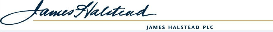 James Halstead plc