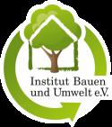 Institut Bauen und Umwelt e.V. Logo