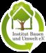 IBU – Institut Bauen und Umwelt e.V. Logo