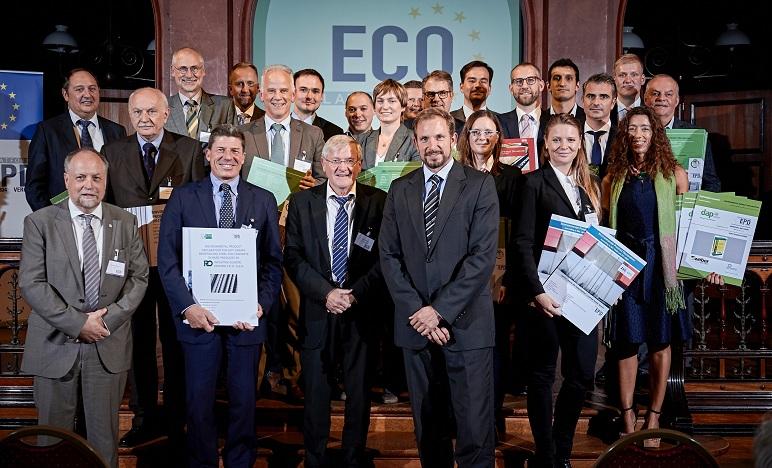 ECO Platform EPD Handover