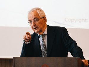 Nachhaltigkeit Klaus Töpfer IBU 2018