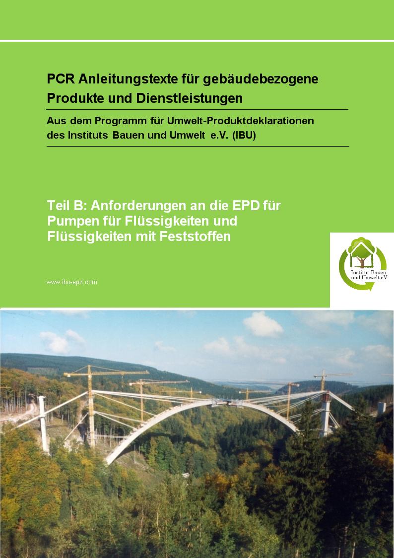 Institut Bauen und Umwelt e.V. | Das Detail im Fokus.Das Ganze im Blick.